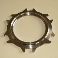 Plateau presseur mécanisme embrayage bi-disque 184mm