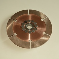 Disque circulaire rigide fritté 184mm,26dents