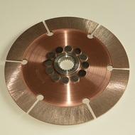 Disque circulaire rigide fritté 184mm,21dents