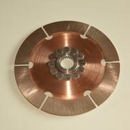 Disque circulaire rigide fritté 184mm 20dents 22.23mm