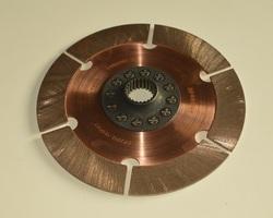 "Disque circulaire rigide fritté 184mm 23 dents 1"""