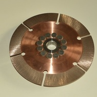 "Disque circulaire rigide fritté 184mm 20 dents 0.87"""