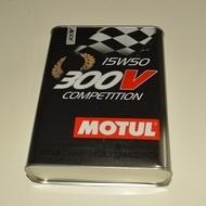 Huile compétition Motul 300V15W50 2L