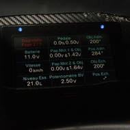 Dash Board E-Race