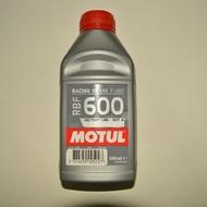 Liquide de frein Racing MOTUL 500ml RBF600 DOT 4