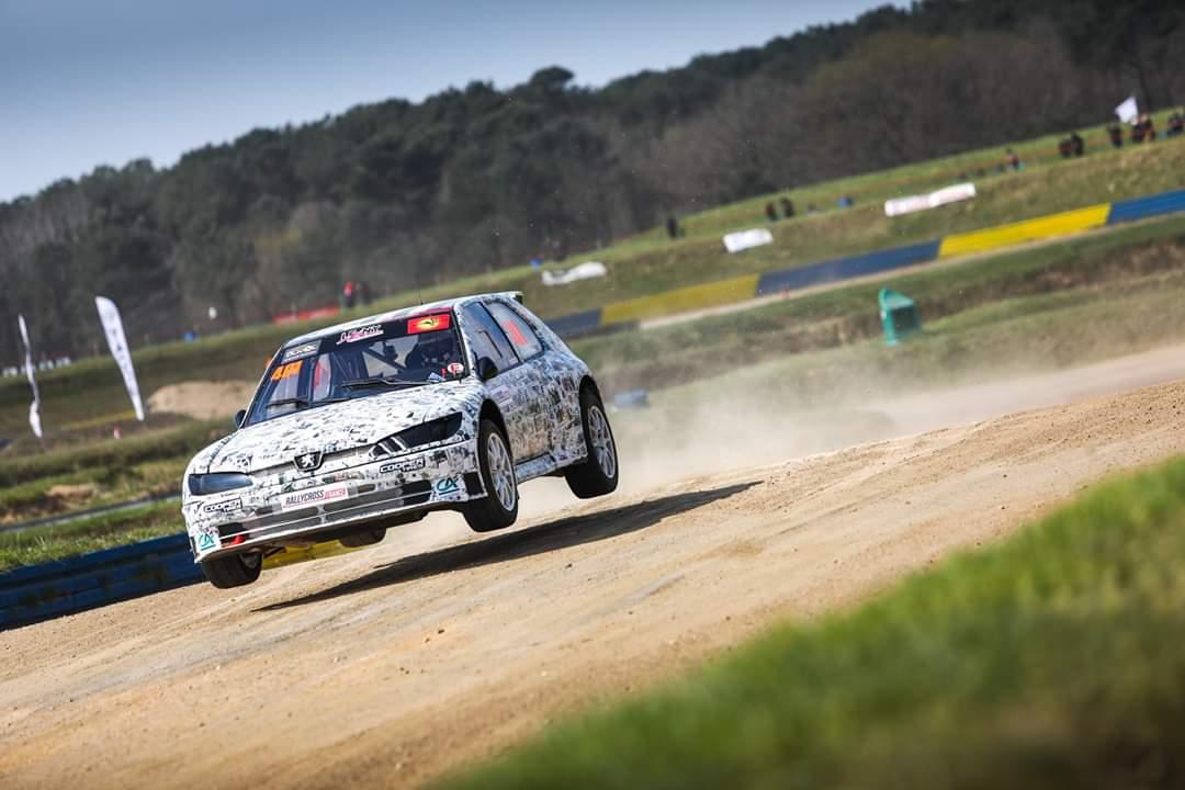 Rallycross Lessay les 13 et 14 avril 2019